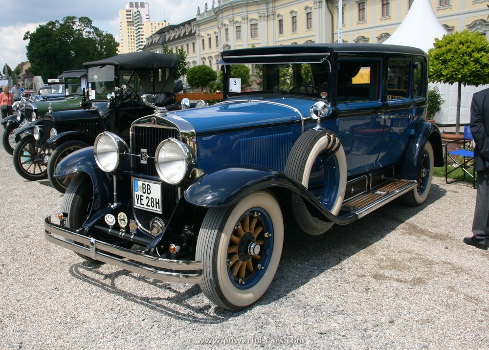 1928 Cadillac Series 341 - Information and photos - MOTcar