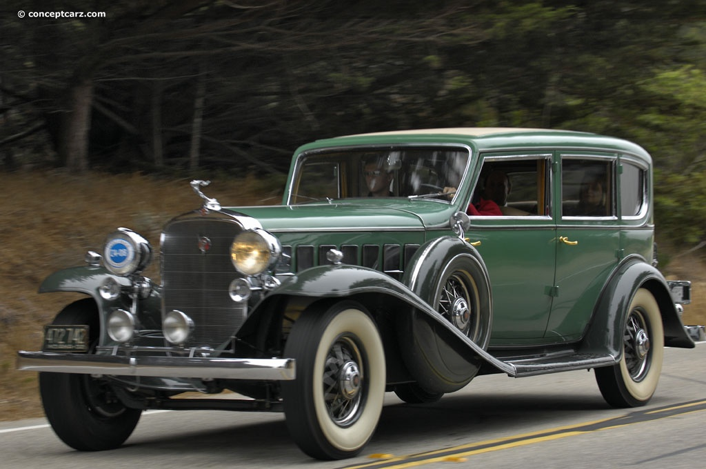 1932 Cadillac Series 452 Information And Photos Momentcar