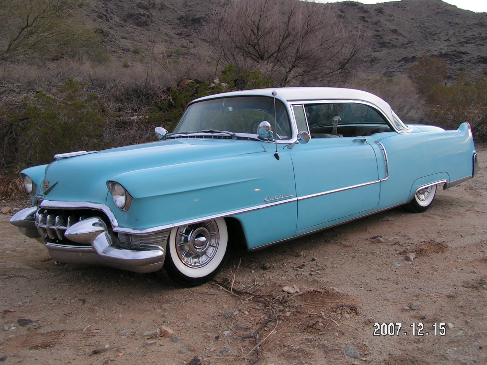 1955 Cadillac Series 62 - Information and photos - MOMENTcar
