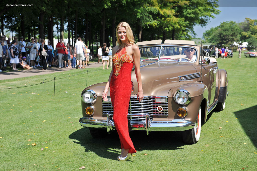 1941 cadillac series 63 information and photos momentcar rh momentcar com 1948 Cadillac 1942 Cadillac