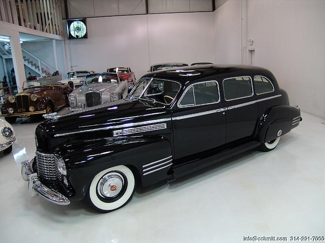 CADILLAC SERIES 75 - 133px Image #9