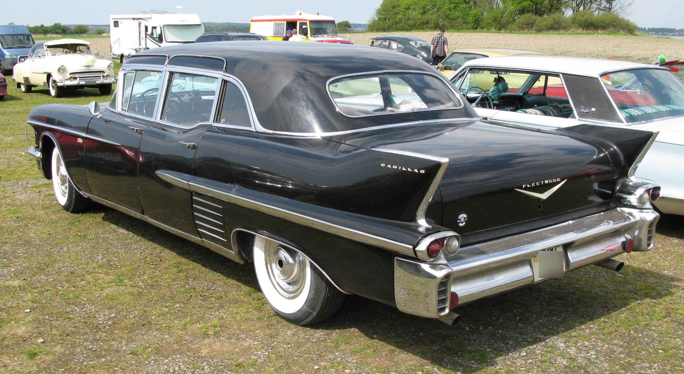 1951 Cadillac Series 75 Information And Photos Momentcar Fleetwood 60 Special 7