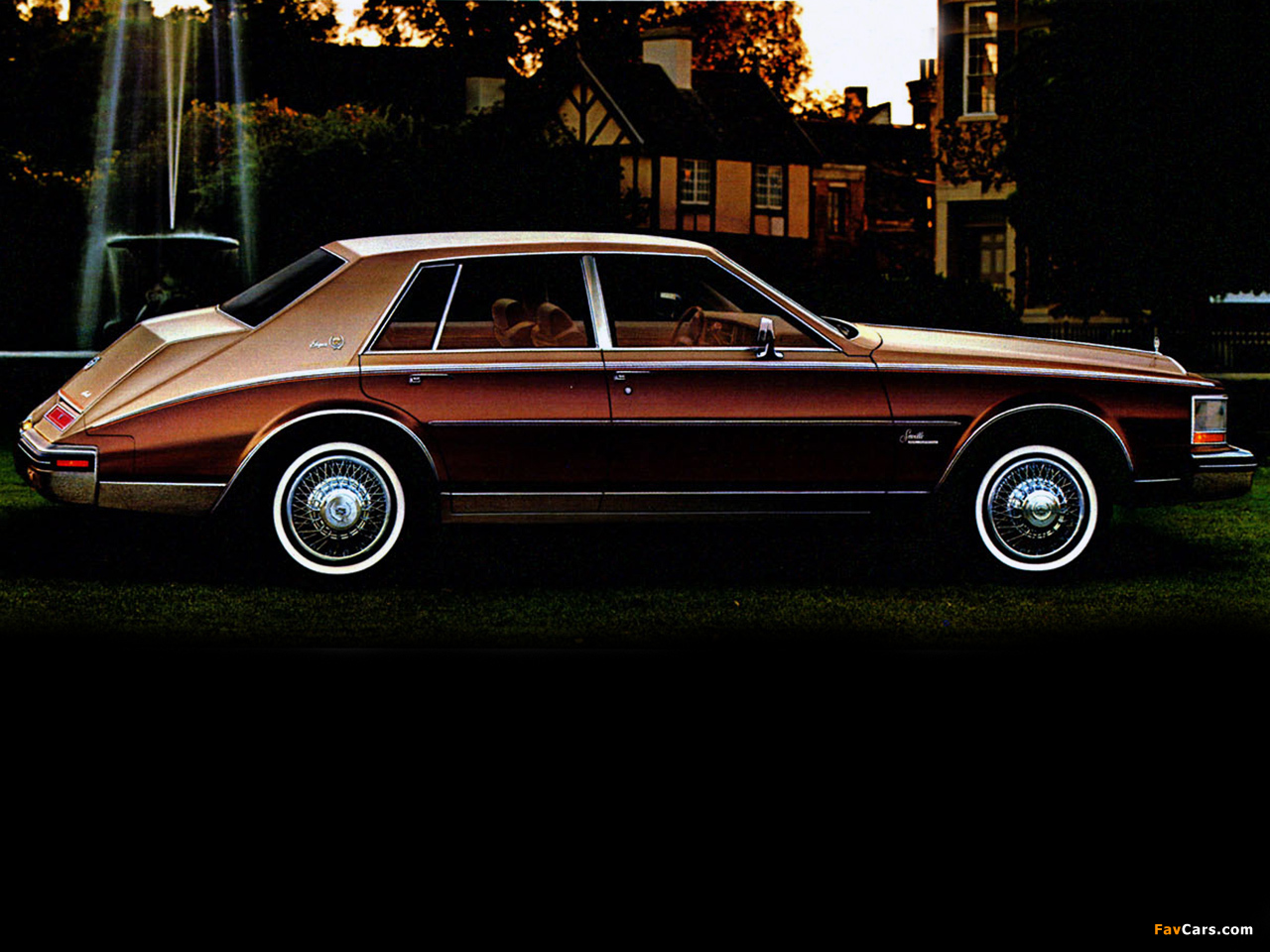 1980 Cadillac Seville Information And Photos Momentcar