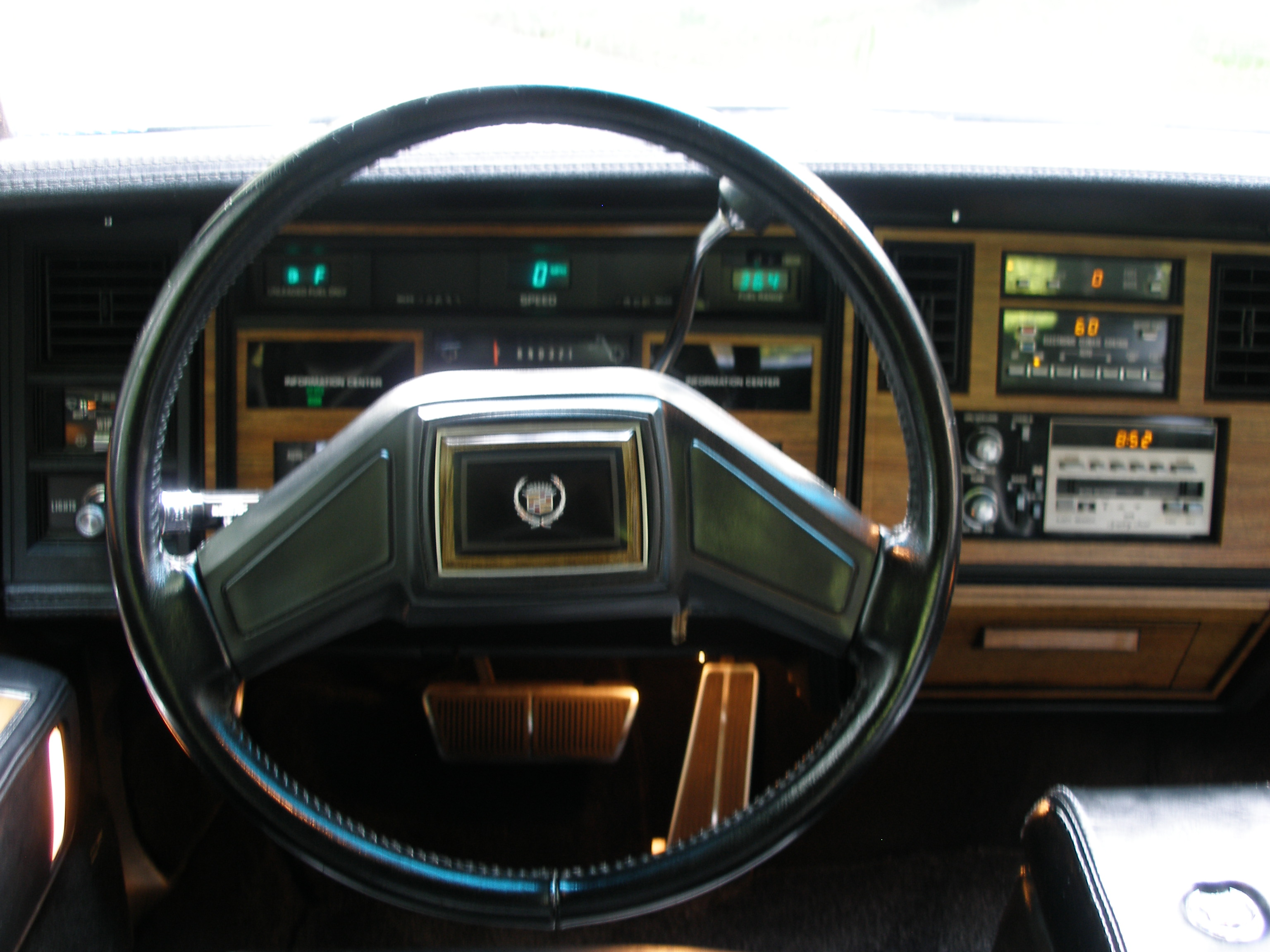 1984 Cadillac Seville Information And Photos Momentcar