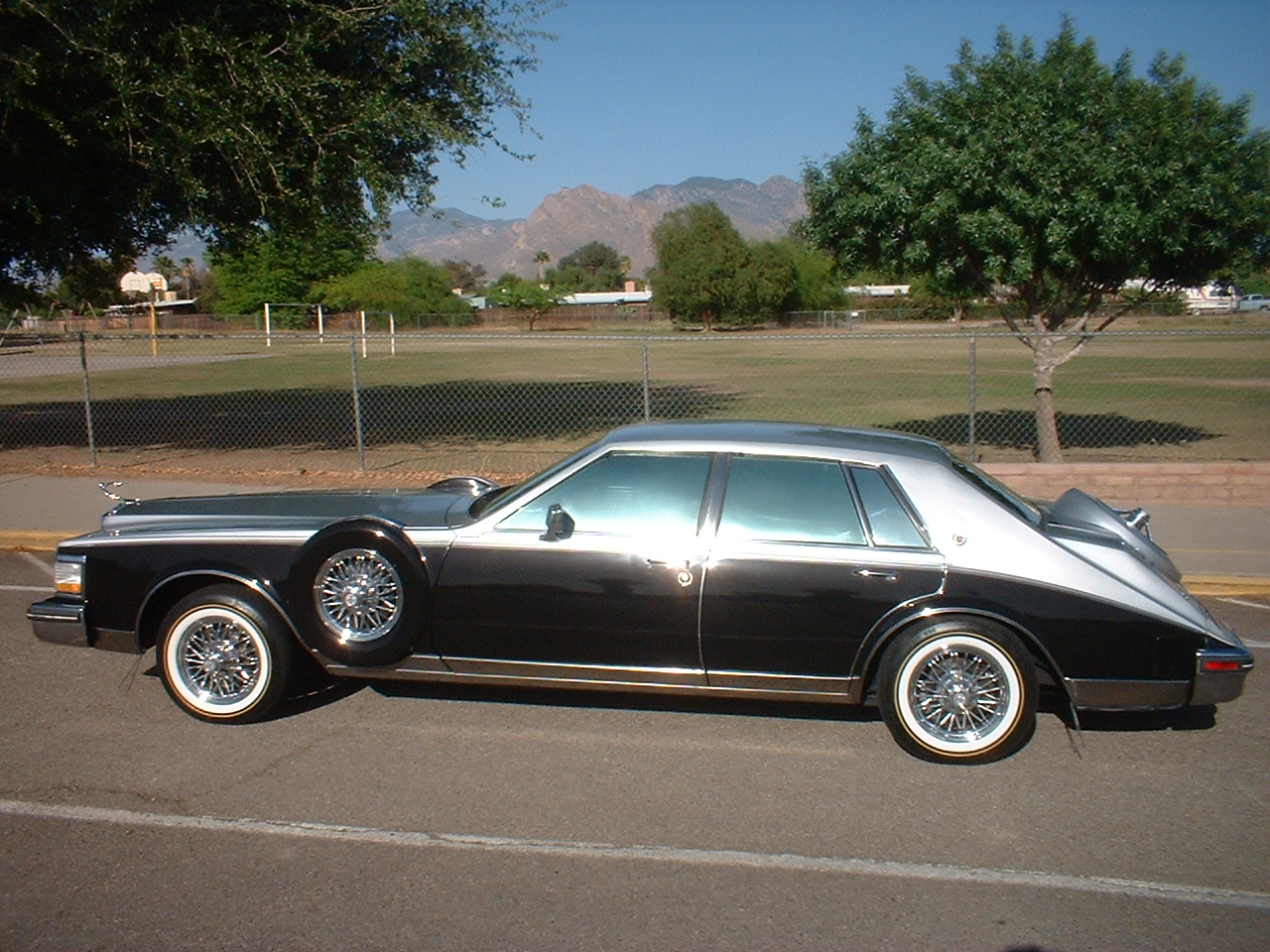 1984 Cadillac Seville - Information and photos - MOTcar