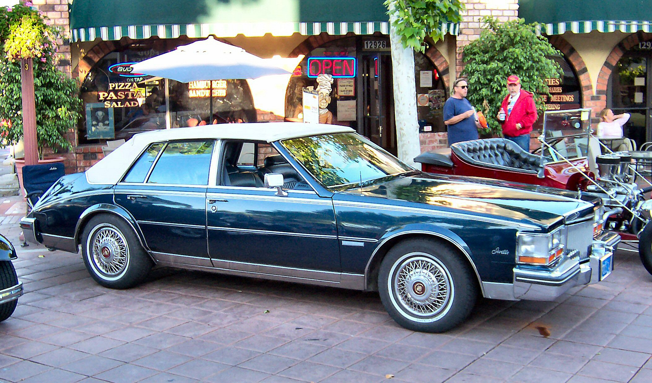 cadillac seville 1985 12 1985 cadillac seville information and photos momentcar  at webbmarketing.co