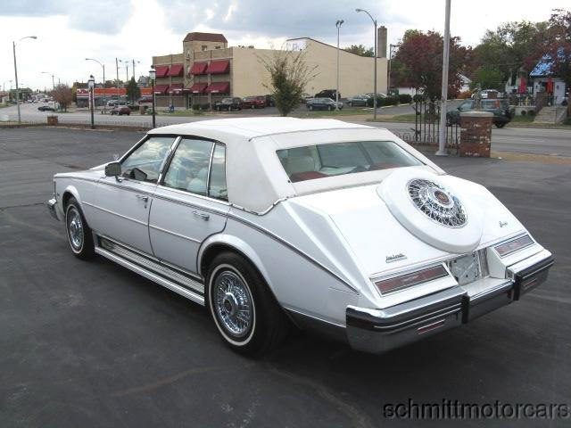 1985 Cadillac Seville Information And Photos Momentcar