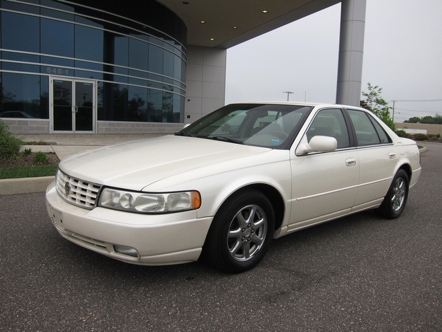 2002 cadillac seville information and photos momentcar. Cars Review. Best American Auto & Cars Review