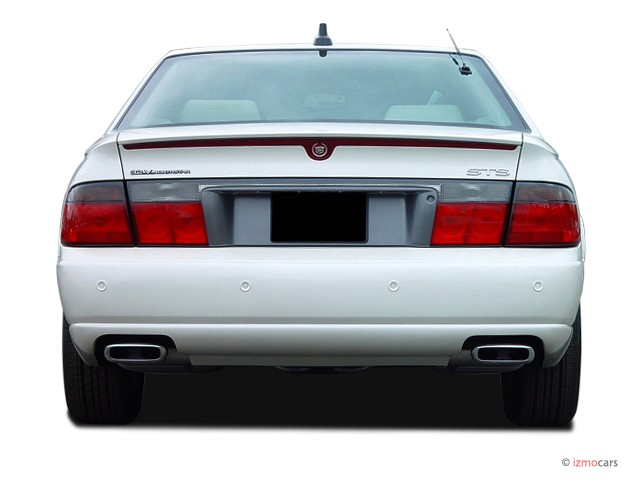2003 cadillac seville information and photos momentcar 2008 Cadillac DeVille cadillac seville 2003 10