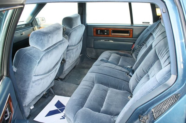 1993 Cadillac Sixty Special Information And Photos