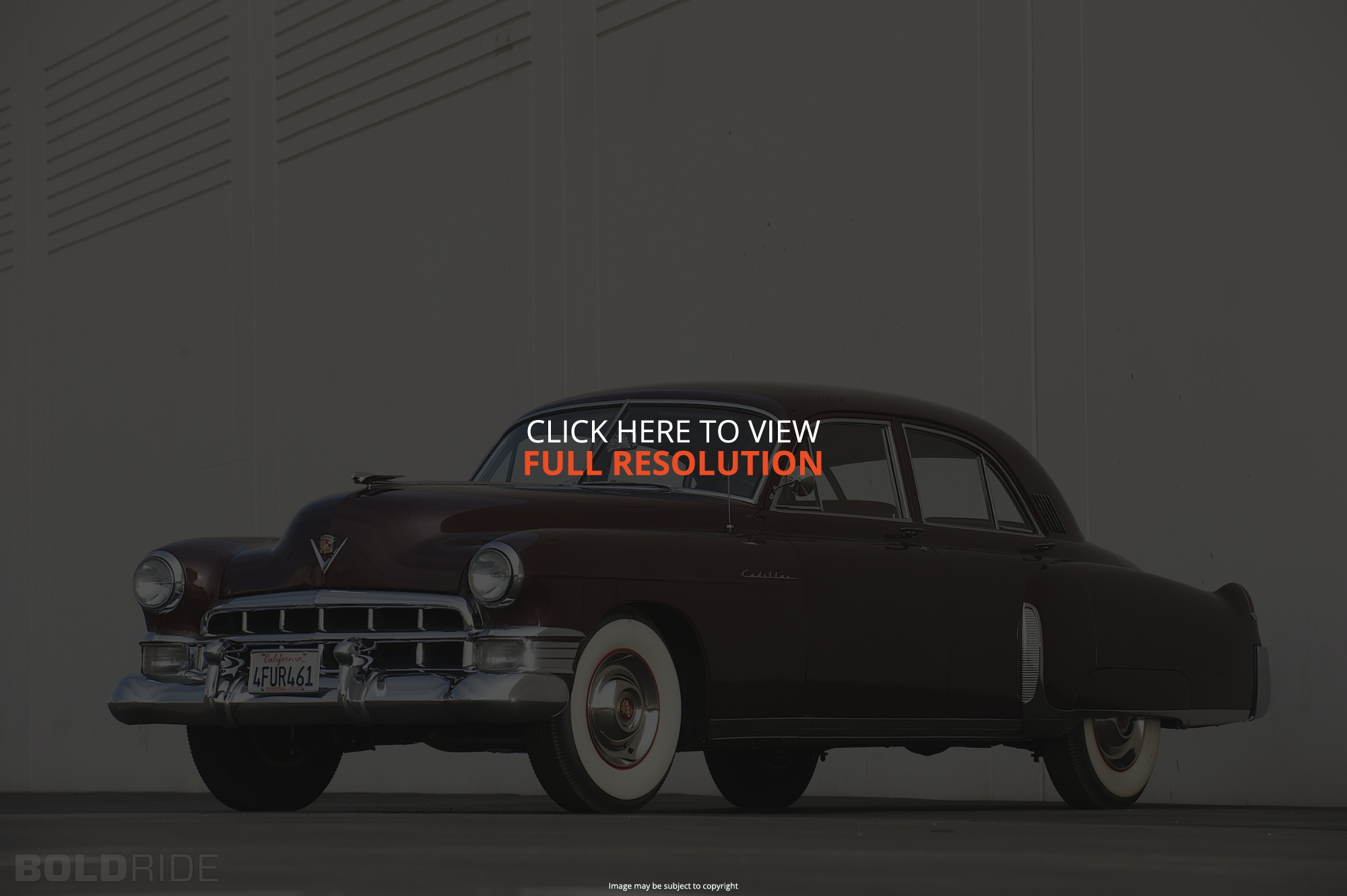 Cadillac Sixty Special #8