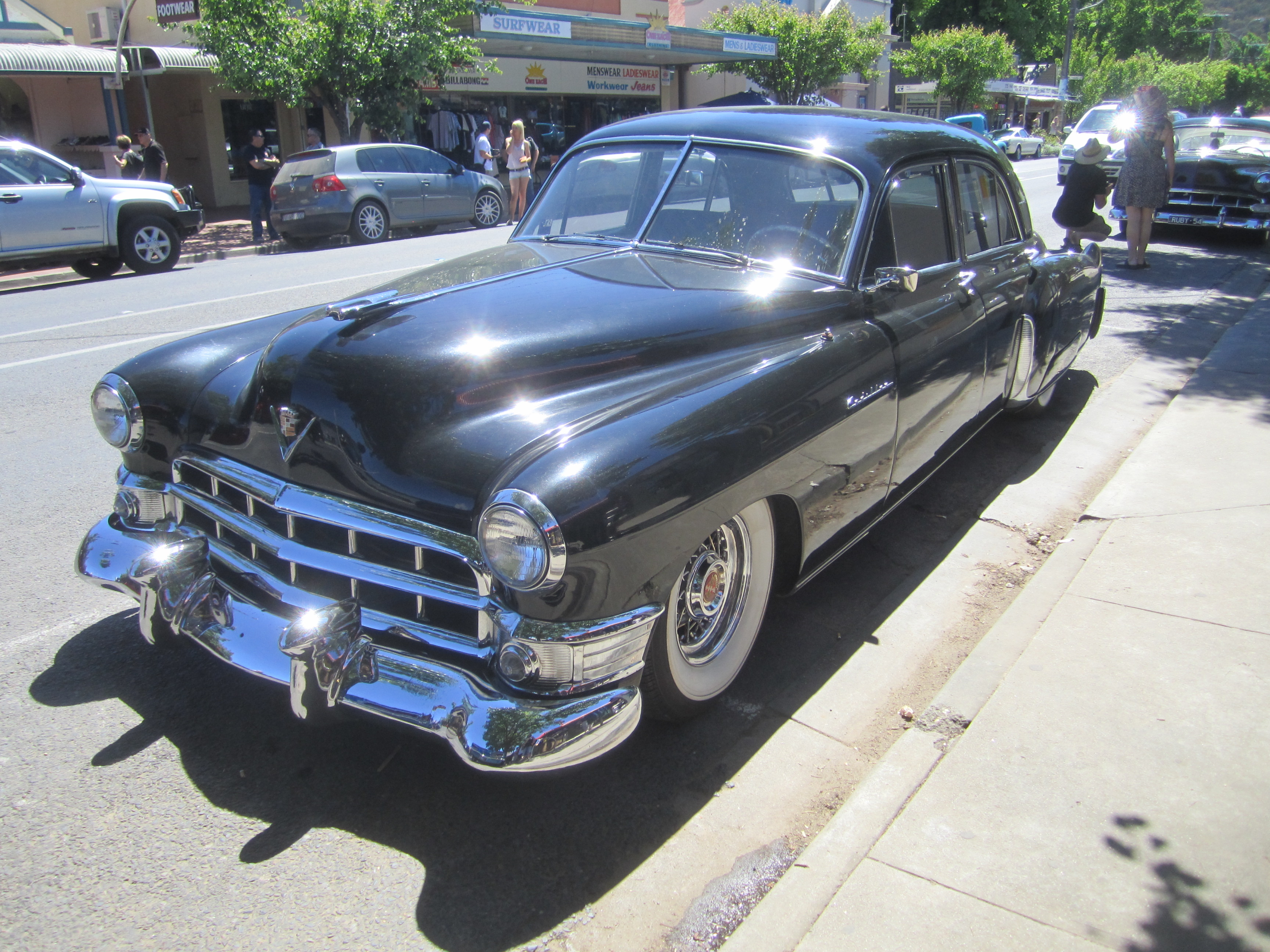 Cadillac Sixty Special Base #2