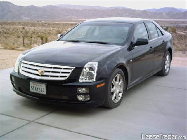 Cadillac Sts 32px Image 5