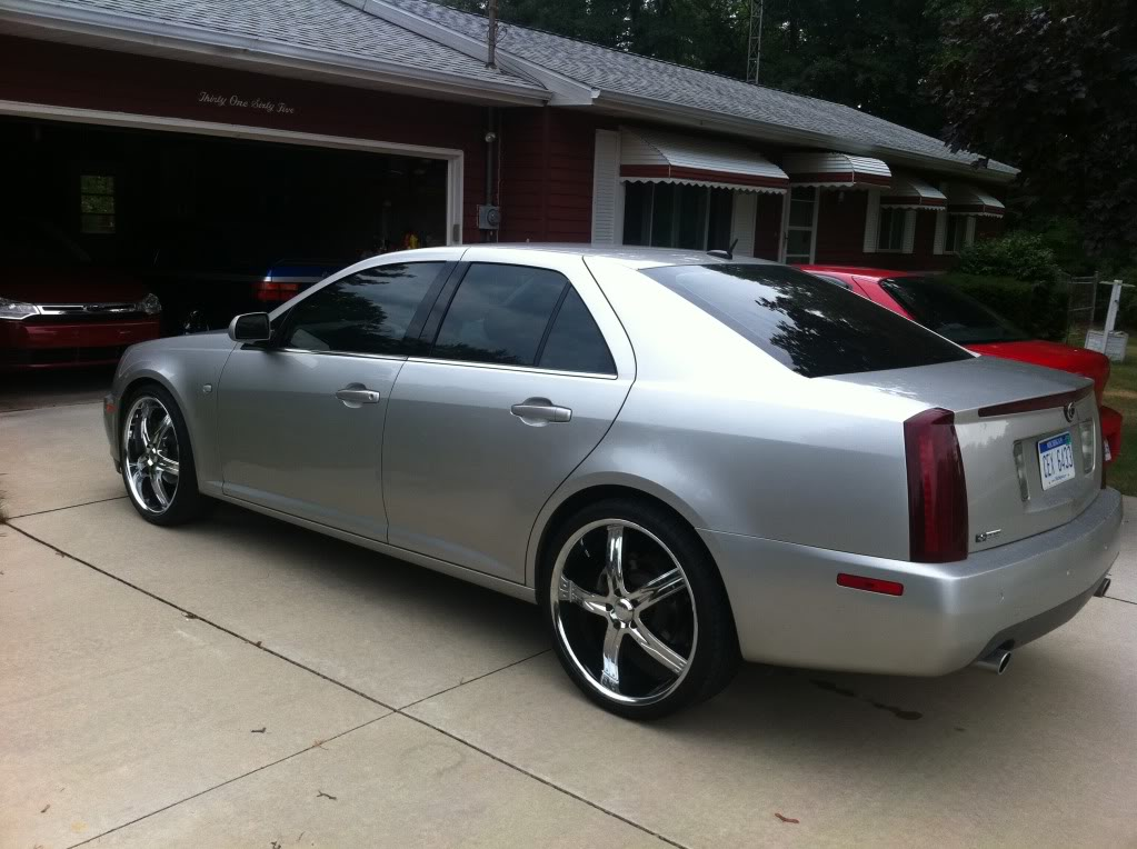 Cadillac Sts 112px Image 6