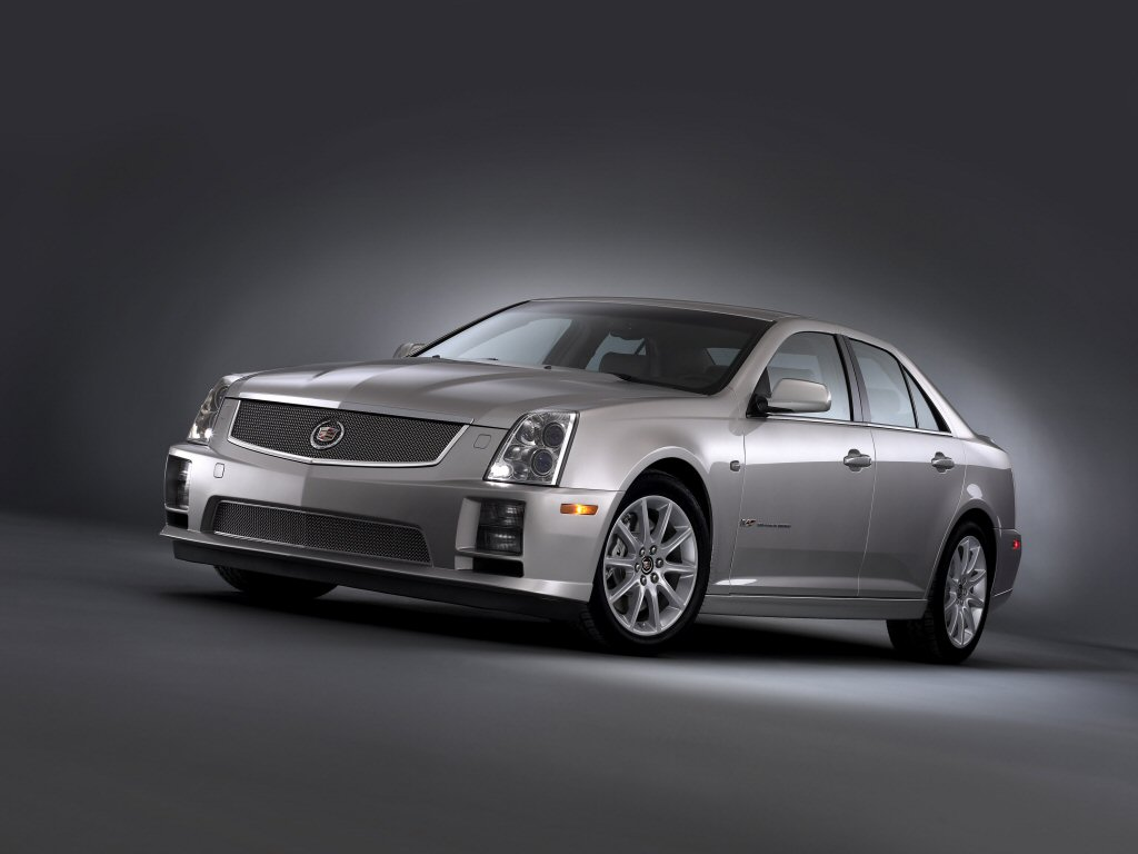2006 Cadillac STS Information And Photos MOMENTcar