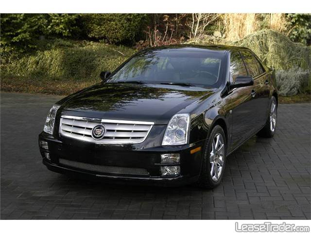 2007 cadillac sts information and photos momentcar. Black Bedroom Furniture Sets. Home Design Ideas