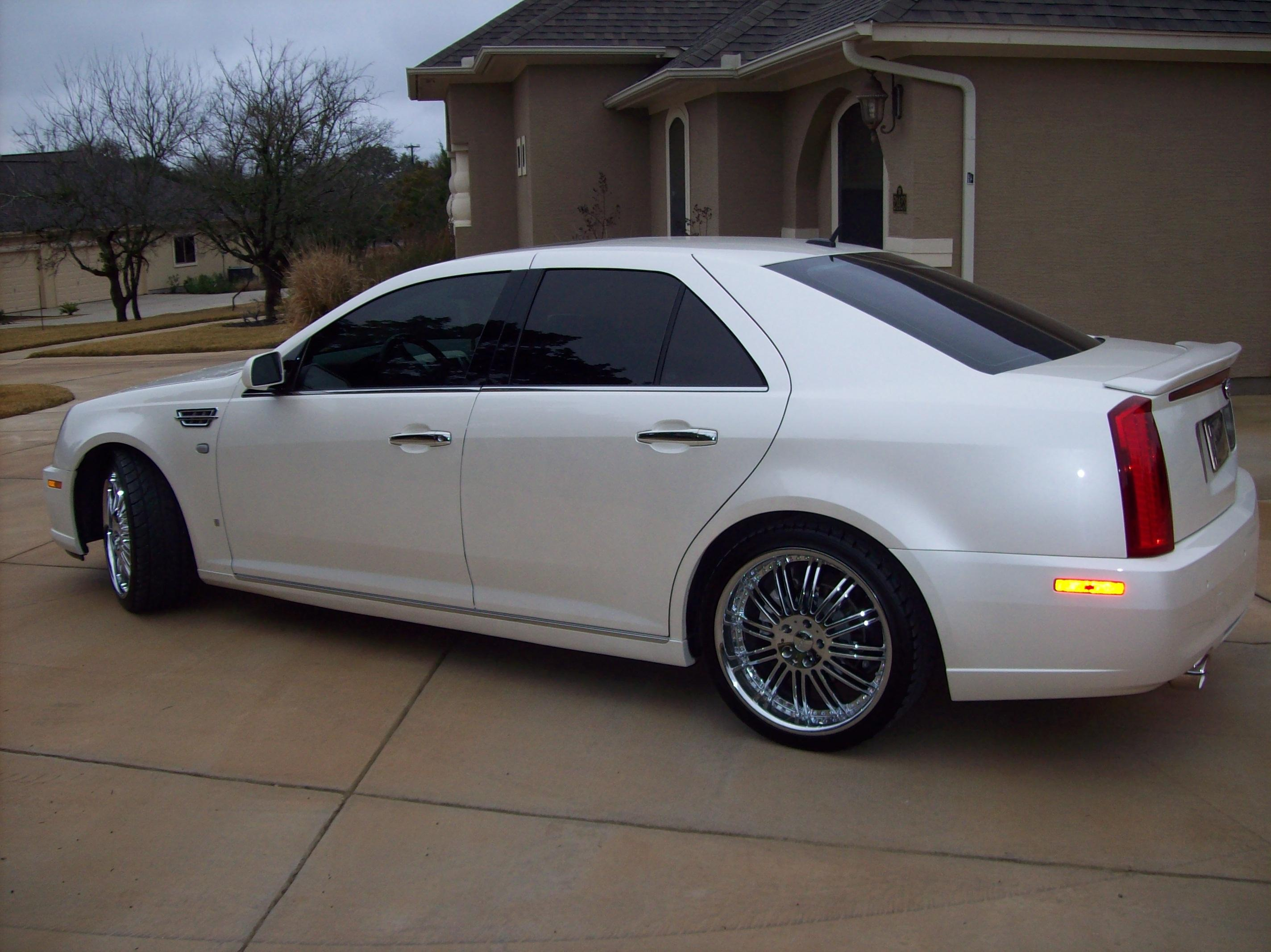 cadillac sts cts proauto dsc dealership listings
