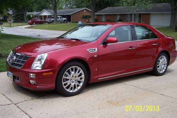 2009 Cadillac STS - Information and photos - MOMENTcar