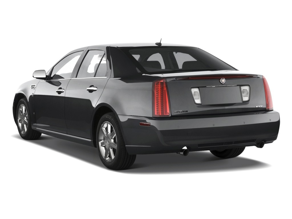 2010 cadillac sts information and photos momentcar. Black Bedroom Furniture Sets. Home Design Ideas