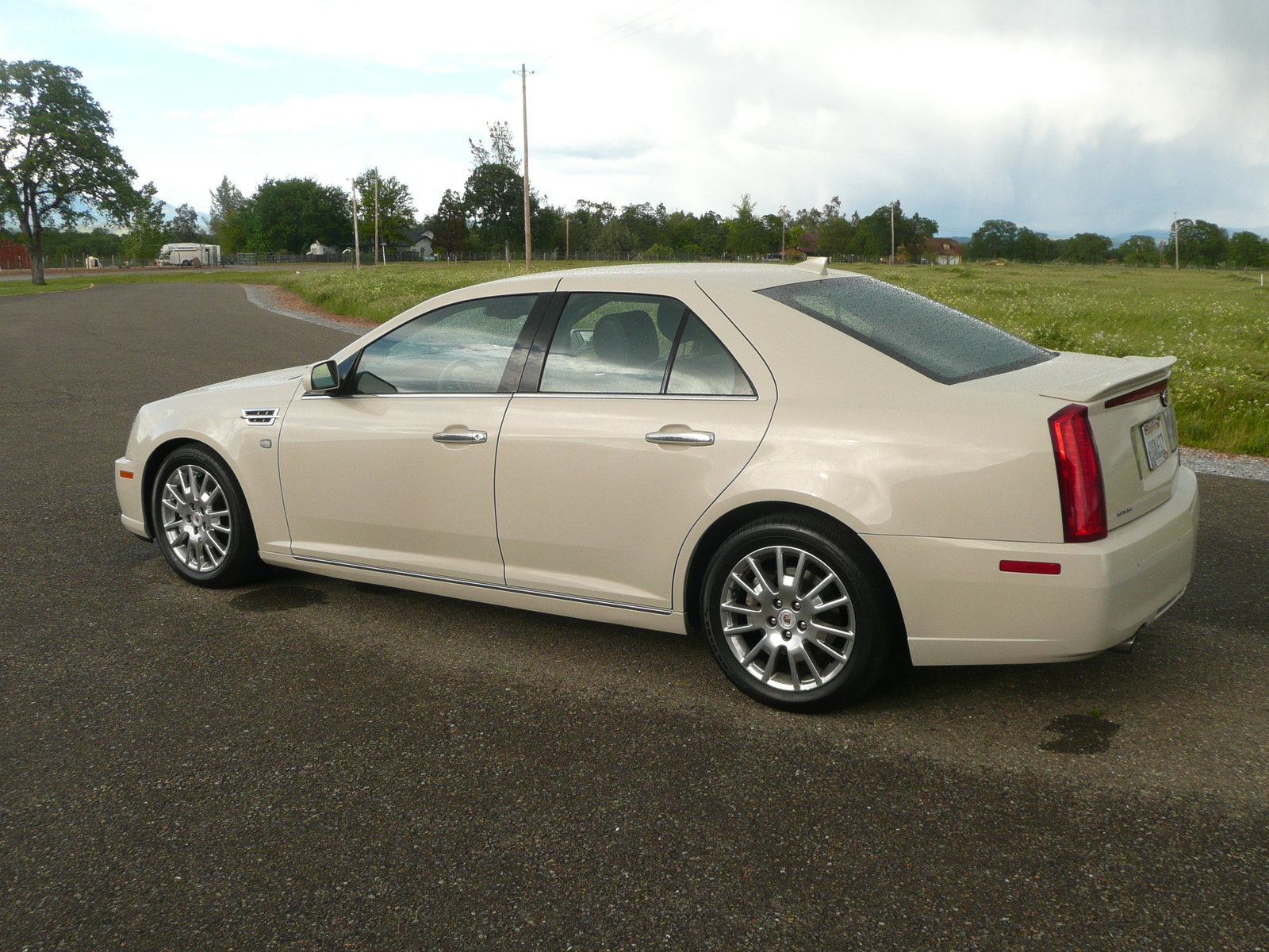 2011 cadillac sts information and photos momentcar. Black Bedroom Furniture Sets. Home Design Ideas