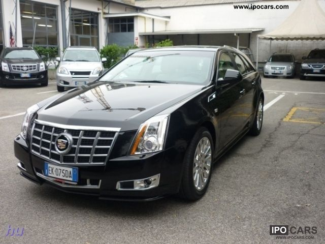 Cadillac STS V6 Luxury #15