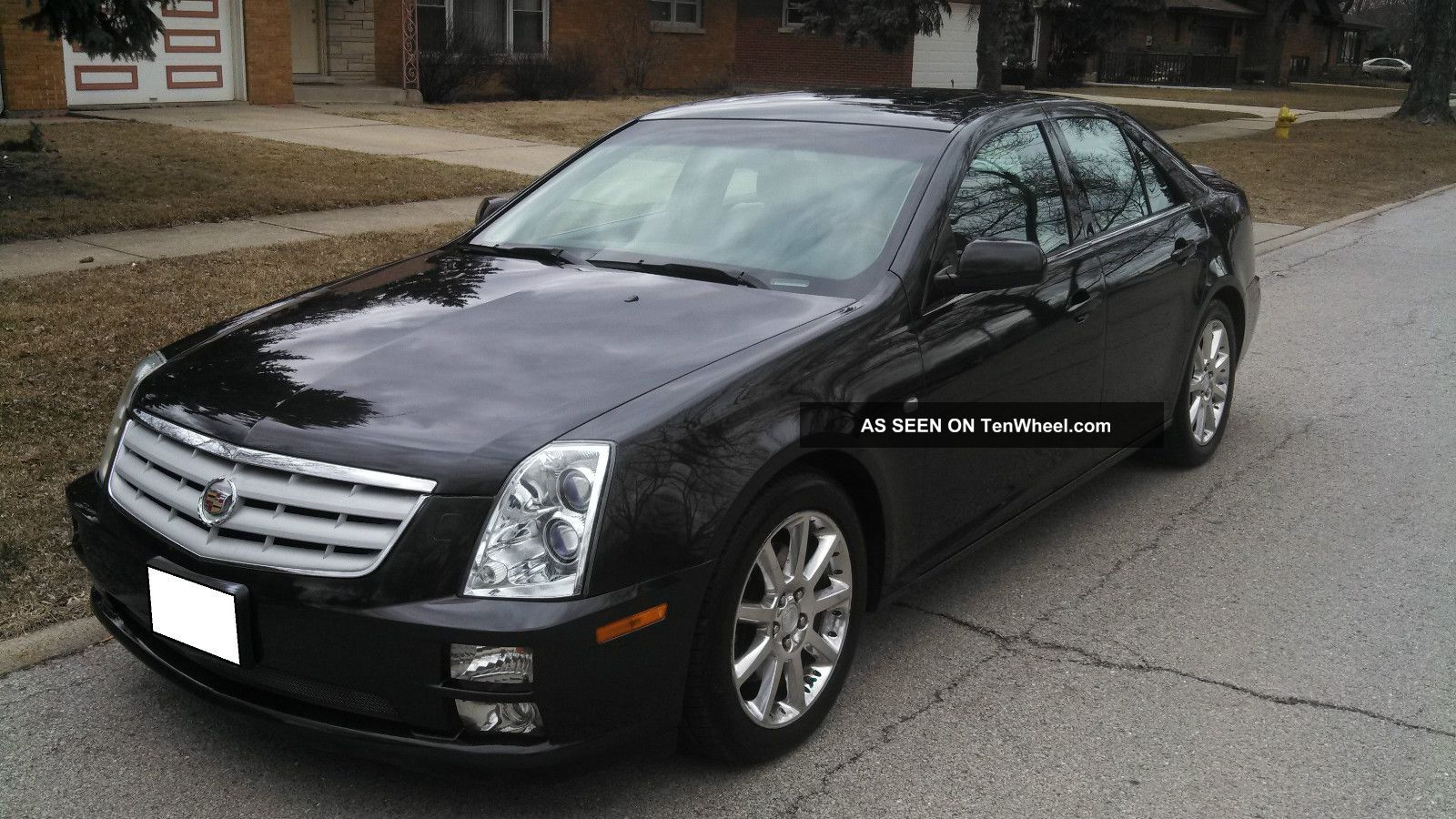 Cadillac STS V8 Luxury #13