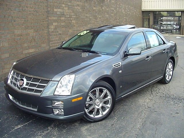 Cadillac STS V8 Luxury #14