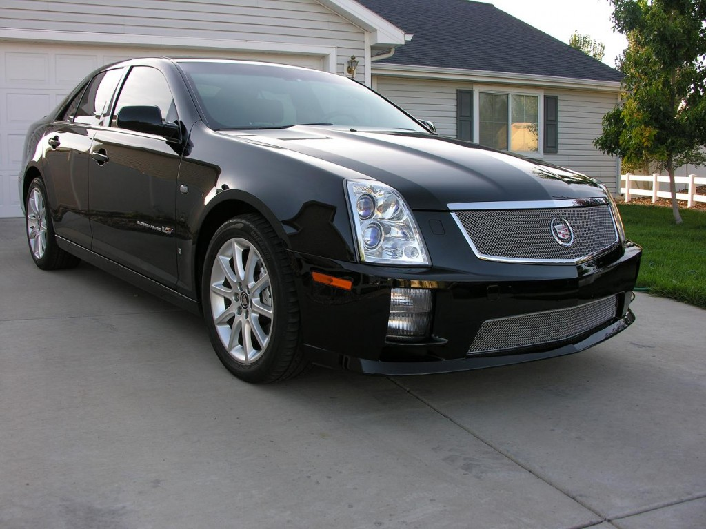 2006 cadillac sts v information and photos momentcar. Black Bedroom Furniture Sets. Home Design Ideas