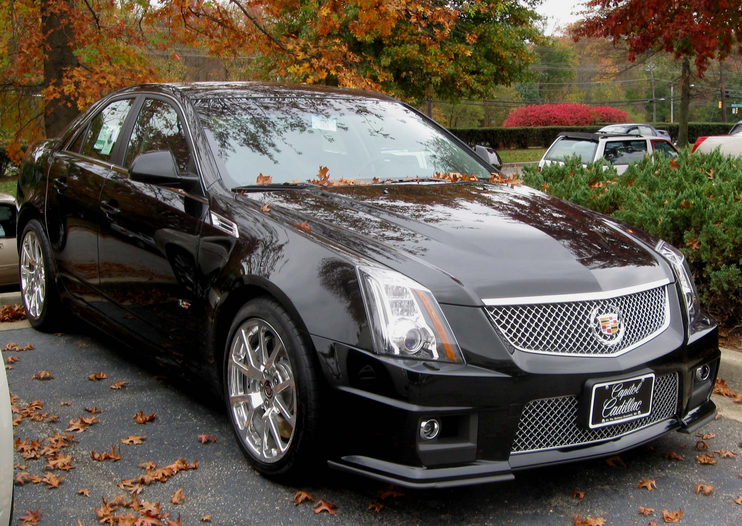 2009 Cadillac Sts V Information And Photos Momentcar