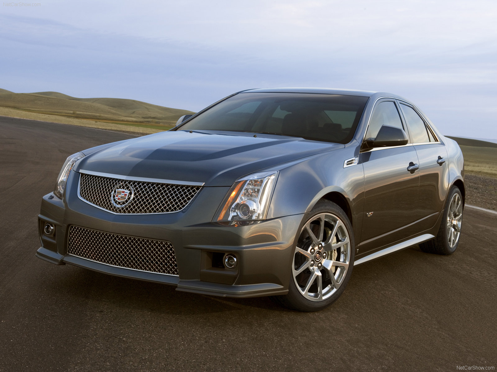 with sts and sale cadillac v for review price
