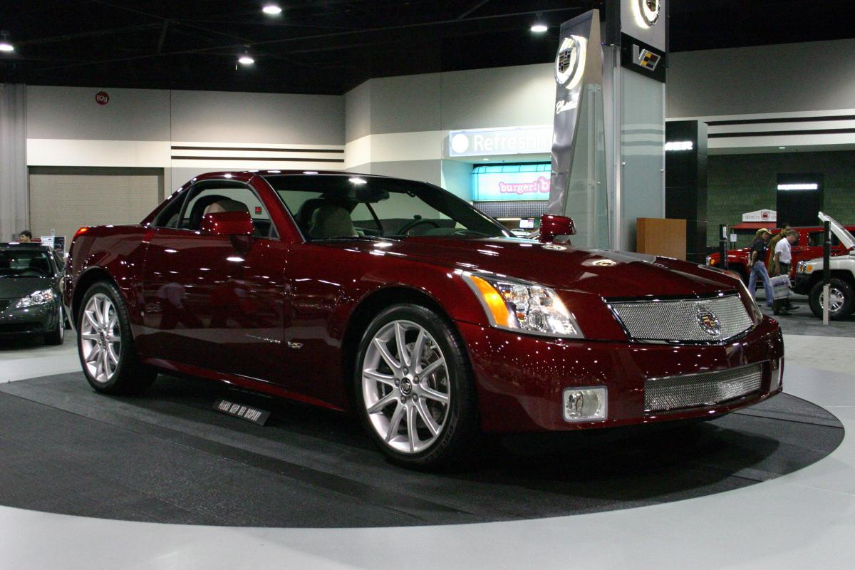 2006 Cadillac Xlr Information And Photos Momentcar