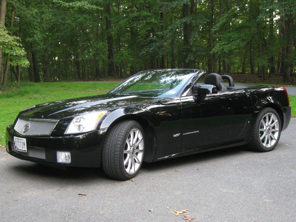 2006 cadillac xlr information and photos momentcar. Black Bedroom Furniture Sets. Home Design Ideas