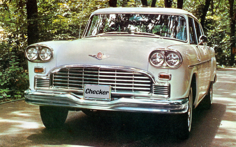 Checker Marathon 1966 #6