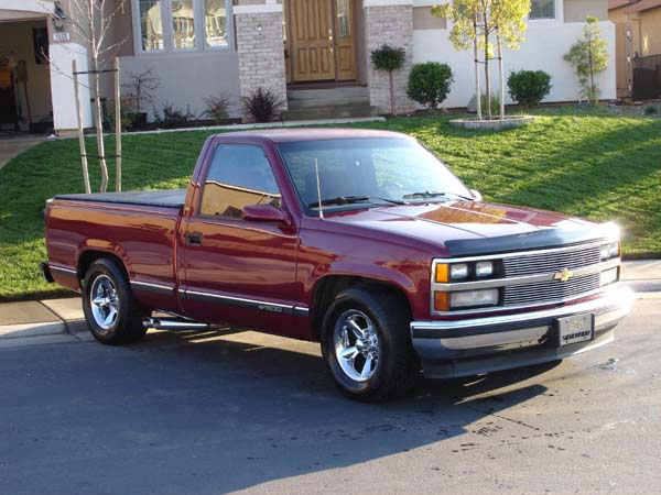 1989 Chevrolet 1500 - Information and photos - MOMENTcar