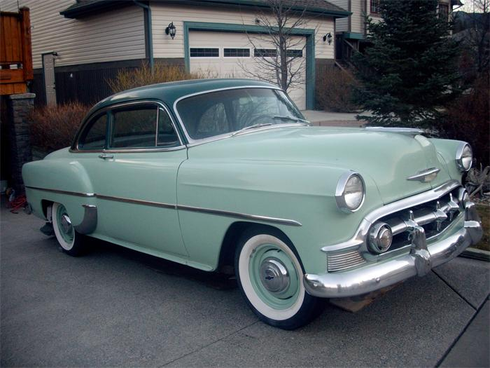1953 Chevrolet 210 - Information and photos - MOMENTcar