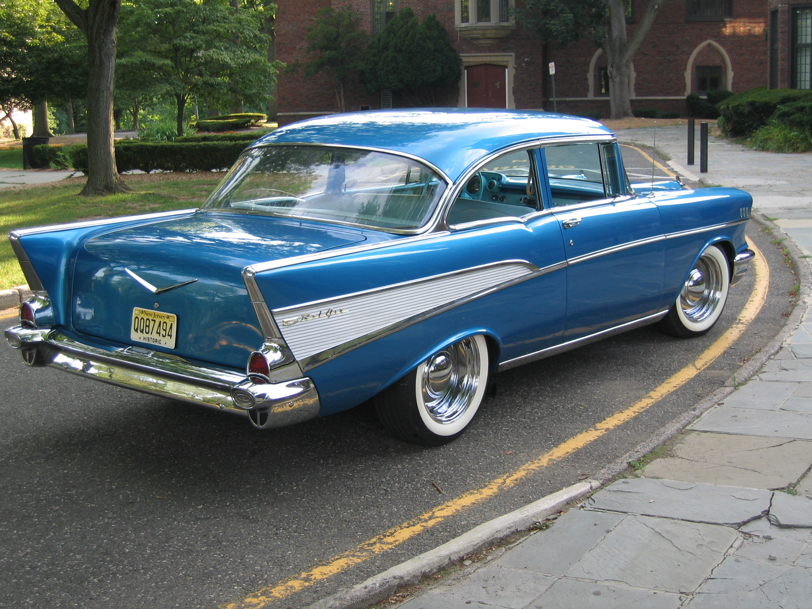 1957 Chevrolet 210 Information And Photos Momentcar