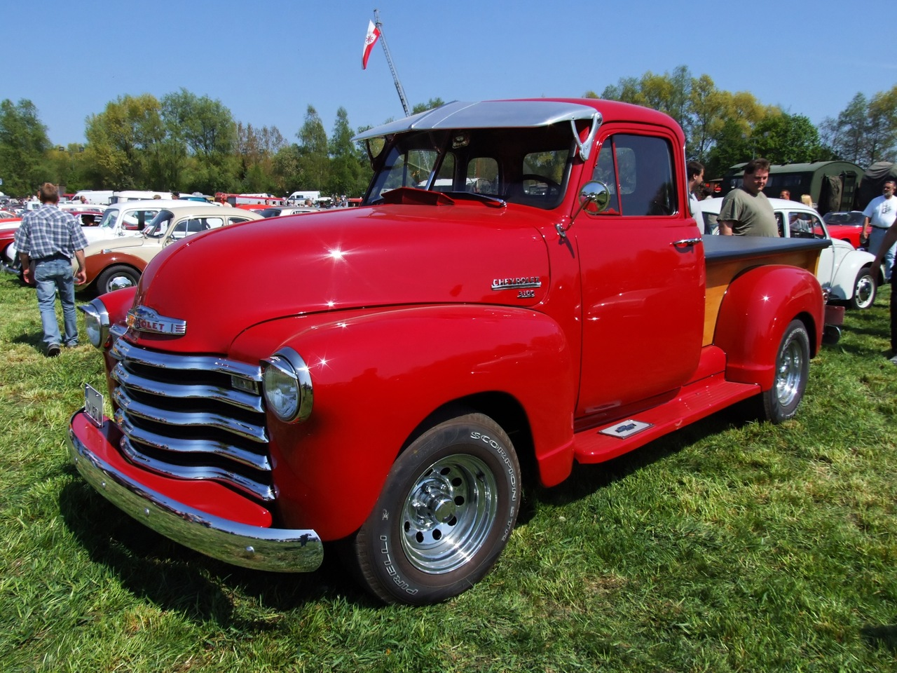 Chevrolet 3100 Information And Photos Momentcar Auto Diagram 1970 Plymouth Wiring 1960 Chevy Truck 11