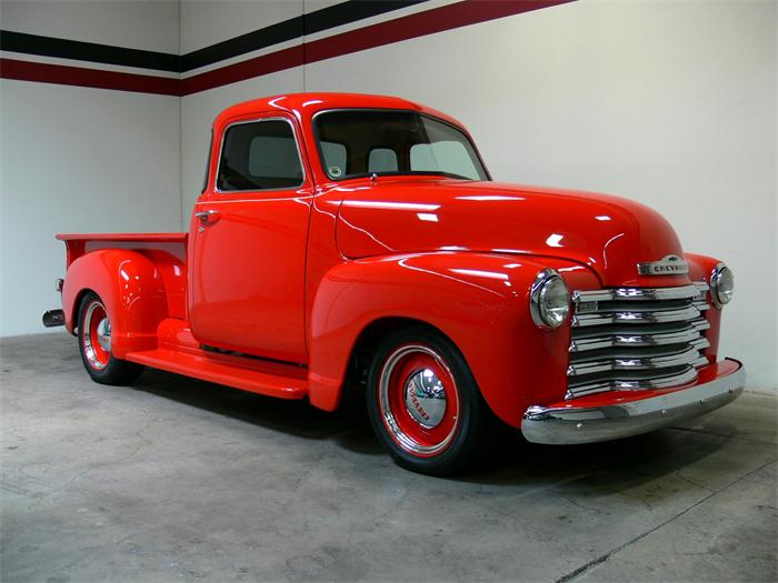 Chevrolet 3100 - Information and photos - MOMENTcar