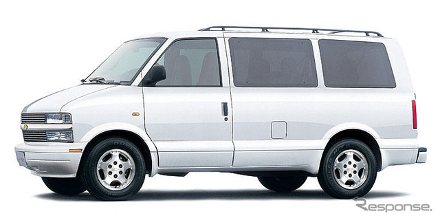 2005 Chevrolet Astro Information And Photos Momentcar