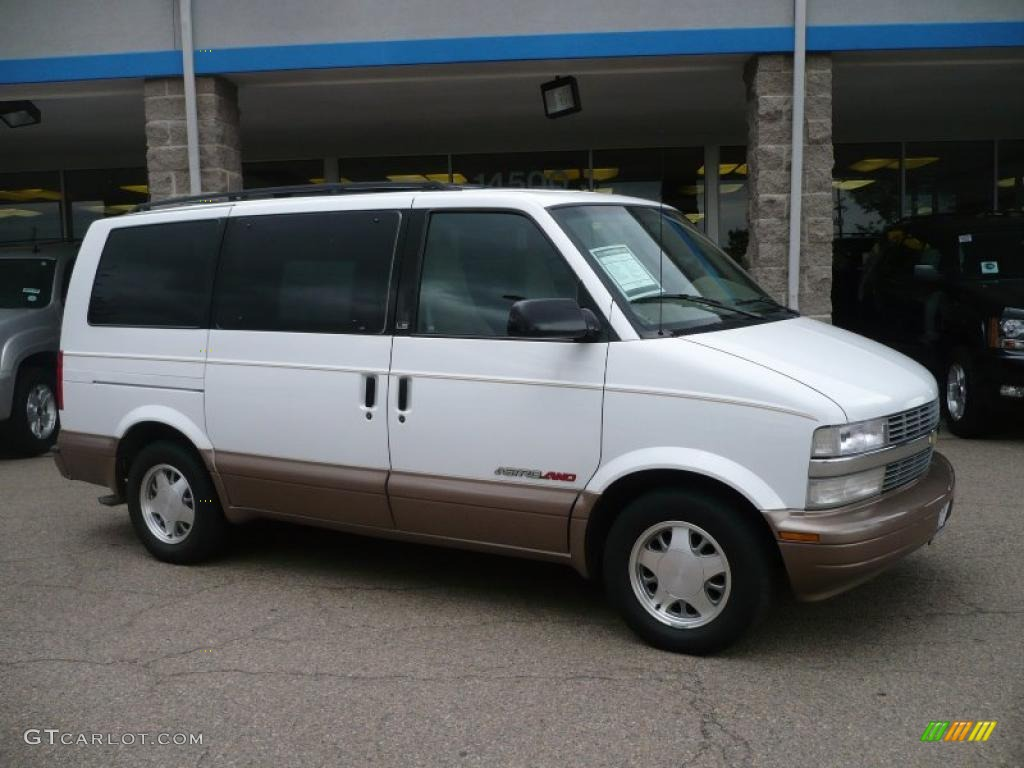 All Chevy 2003 chevy astro : Chevrolet Astro - Information and photos - MOMENTcar