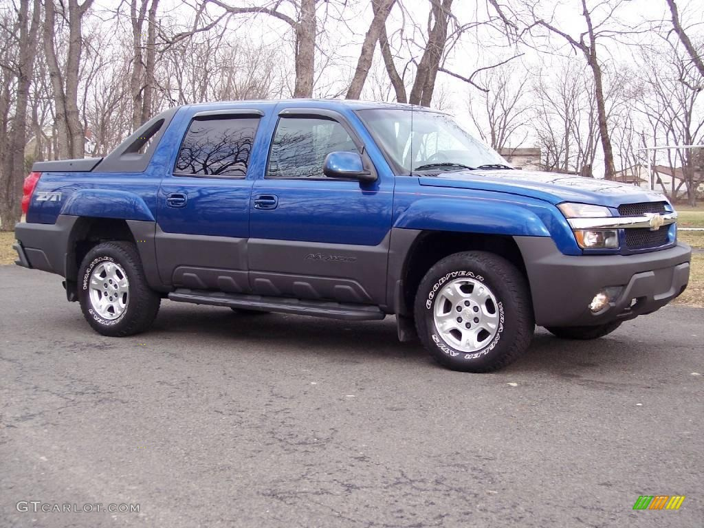2003 chevrolet avalanche information and photos momentcar. Black Bedroom Furniture Sets. Home Design Ideas