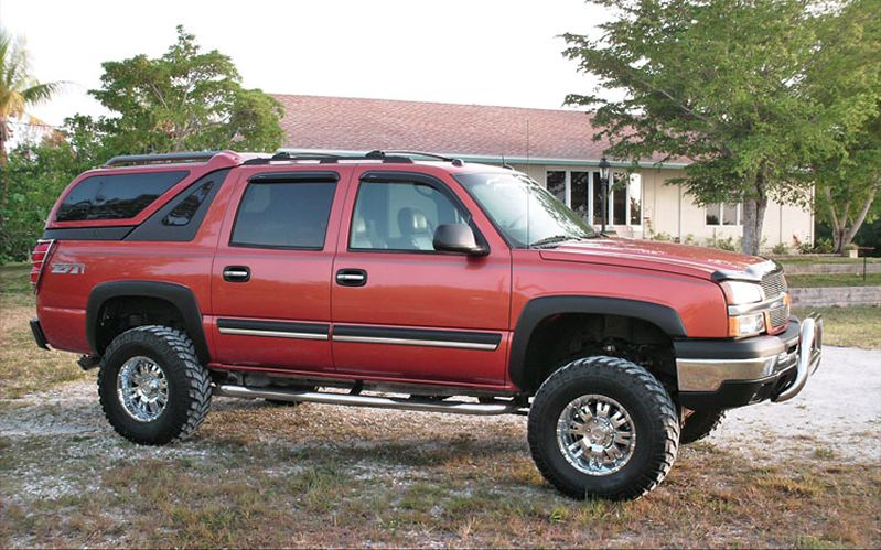 Chevrolet Avalanche 99px Image 11