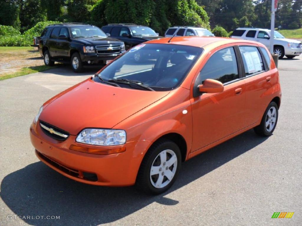2006 Chevrolet Aveo Information And Photos Momentcar