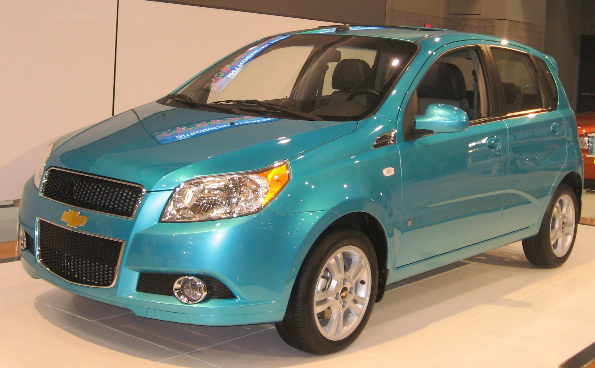 2009 chevrolet aveo information and photos momentcar. Black Bedroom Furniture Sets. Home Design Ideas