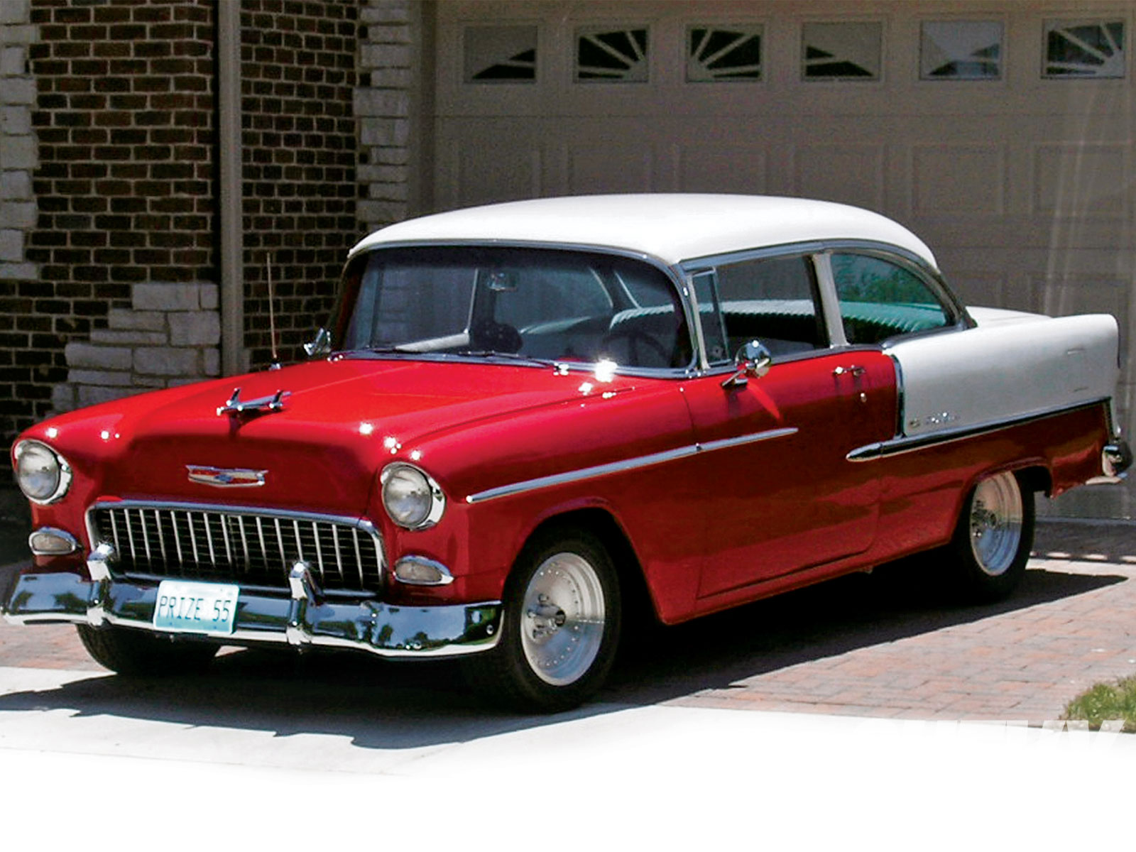 Chevrolet Bel Air #11