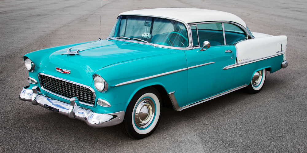 1955 Chevrolet Bel Air Information And Photos Momentcar