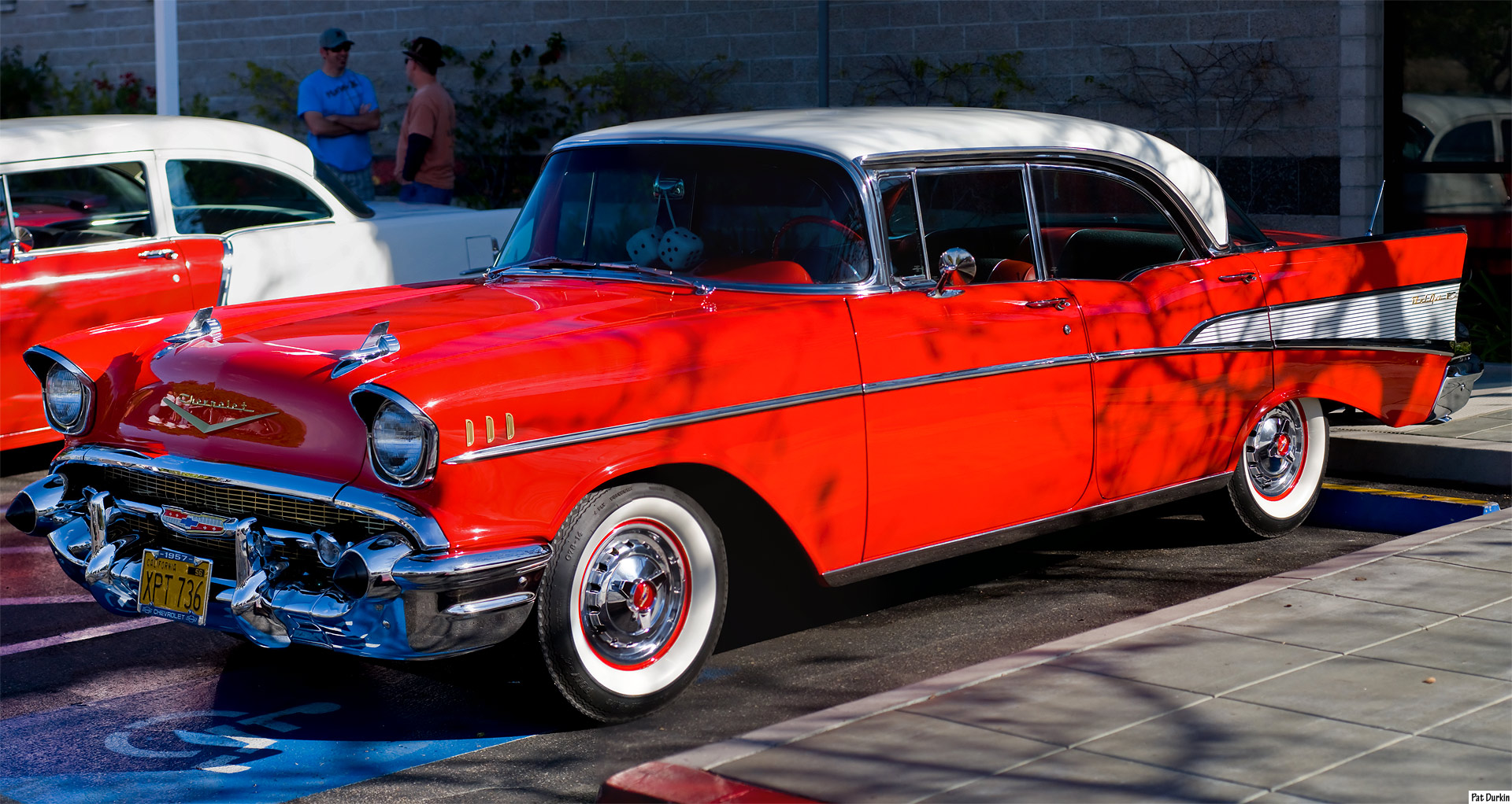 1957 Chevrolet Bel Air - Information and photos - MOMENTcar