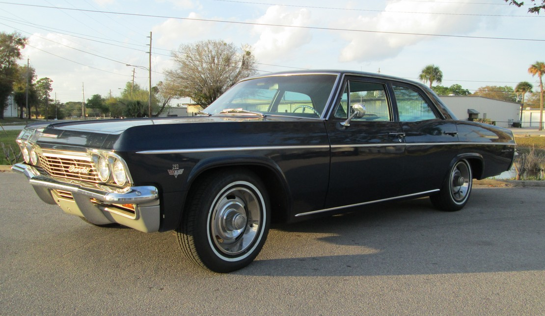 1965 Chevrolet Bel Air - Information and photos - MOMENTcar