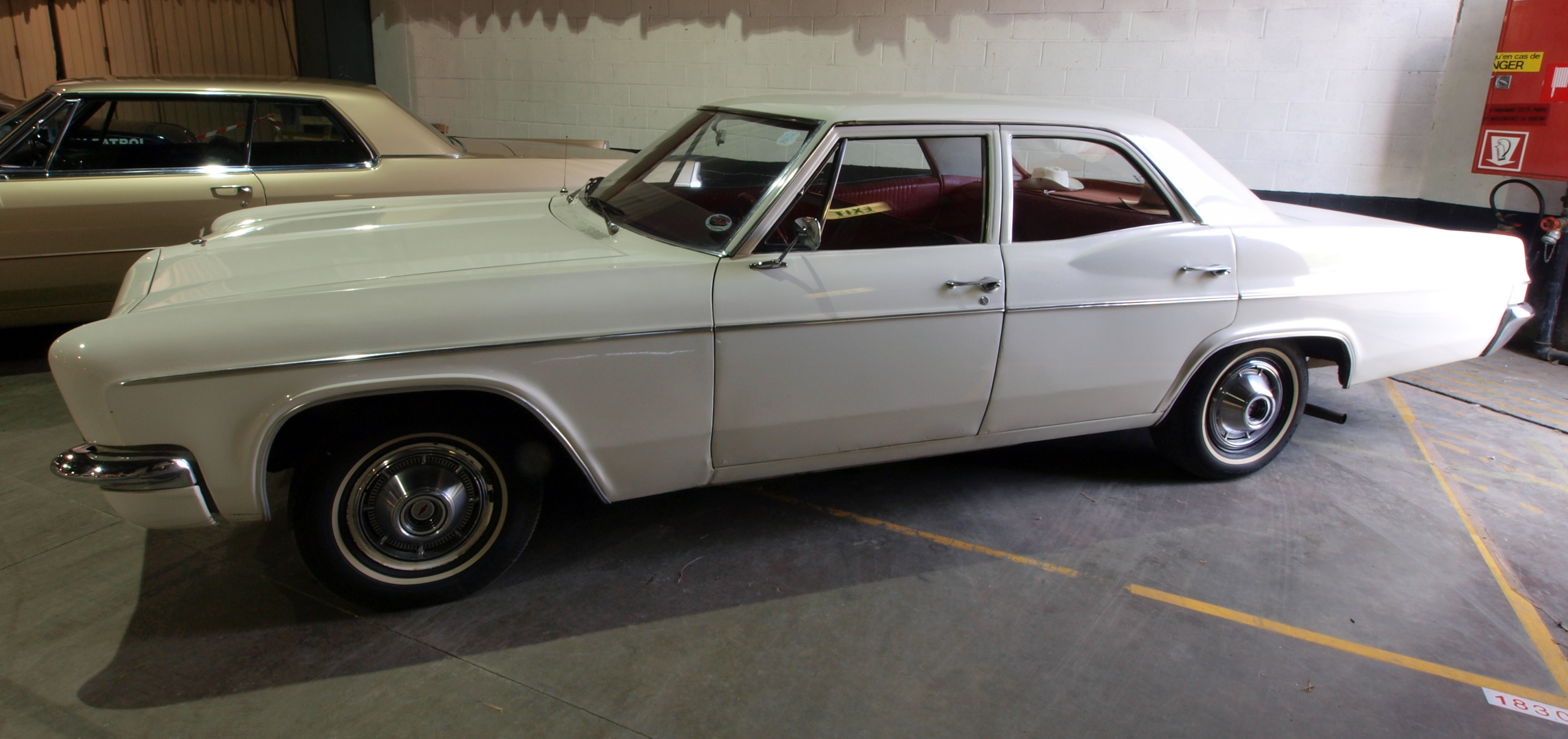 1966 Chevrolet Bel Air Information And Photos Momentcar Chevy For Sale 6