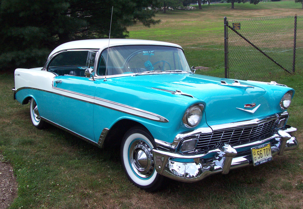 Chevrolet Bel Air #2